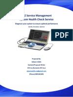 Sample Technical document(Brochure)