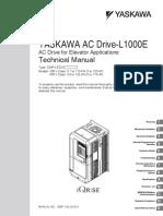 Manual L1000E