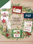 Stampin' Up! Holiday Catalogue 2016-2017