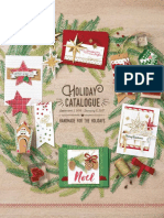 Stampin' Up! Holiday Catalogue 2016-2017