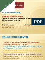 Punim Kerkimor- Pyetësor - Paisjet Klimatizuese Nga Veton Sopjani