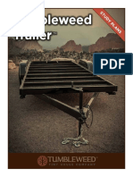 2015 Tumbleweed Trailer Study Plans