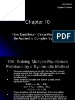 How Equilibrium Calculations Can Be Applied to Complex Systems Not Mine