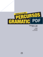 Percursos Gramaticais