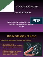 Basic Echocardiography 2d m Mode Hopecardis 2014-Dr. Muhadi