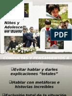 16.Niños y Adolescentes en Duelo