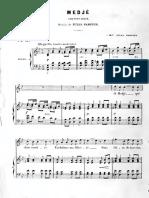 Charles Gounod - Medje ( Chanson Arabe ).pdf