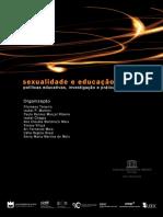 58fed47f26a Sexualidade e Educação Sexual - Políticas Educativas