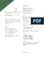 Aug21 lyrics