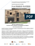 Seminario SOS TIERRA_informacion
