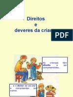 Dia da Criança - Direitos e deveres