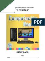 Fundamentos de Computación Básica 1 - 8vo