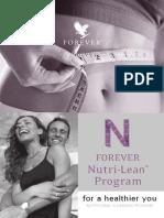 Nutri Lean Booklet