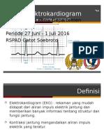 Dasar Elektrokardiogram (Nyoman Aditya Sindunata - FK UPH)