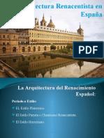 Arquitectura Renacentista en España