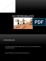 400 Meter Balapan