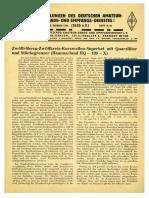 CQ DASD 1940 Heft 009 Und Heft 010