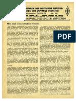 CQ DASD 1941 Heft 011 Und Heft 012