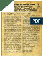 CQ DASD 1942 Heft 009 Und Heft 010
