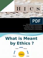 Engineerig Ethics