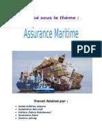 Assurance Maritime n1