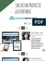 Las 4 Patas de Un Proyecto Sustentable