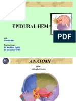 Epidural Hematom