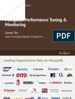 MongoDB Performance Tuning Monitoring