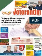 Gazeta de Votorantim, edição 184