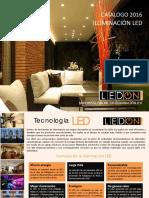 Ledon Catalogo 2016