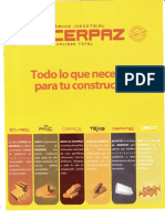 Catalogo Incerpaz