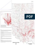 Oklahoma Known Earthquake Faults