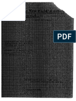 CGSCL1906 - New Field Artillery Material, It's Characteristics and Powe