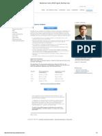 Admissions Criteria, MFE Program, Berkeley-Haas