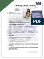 Requisitos Para Realizar Prueba Poligrafica
