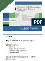 AppSecBR2009 VAfonso AGregio PGeus
