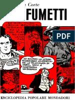 Carlo Della Corte - Enciclopedia Popolare Mondadori. I Fumetti (1961)