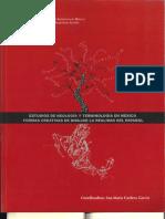 Estudios de Neología y Terminología en México (Cardero)