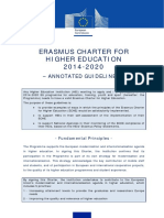 ECHE Annotated Guidelines