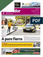Edición impresa del domingo 03 de septiembre de 2016