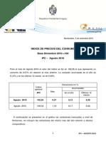 IPC Agosto 2016
