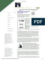 BOC vs COD