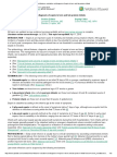 Clinical Features, Evaluation, And Diagnosis of Sepsis in Term and Late Preterm Infants