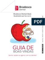 Guia Boas Vindas Bradesco Dental Ideal FINAL