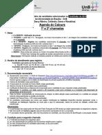 Agenda Do Calouro Unb