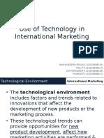 International Marketing- Technology.pptx