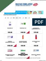 Medicamentos _ Farmacias Similares08