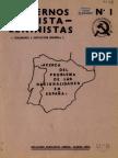 Elena Órlena - Cuaderno Formativo Sobre Las Nacionalidades de España