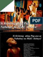Pasko Ng Muling Pagkabuhay (Awit Sa Misa)