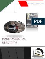 Portafolio TRACSERVI Original